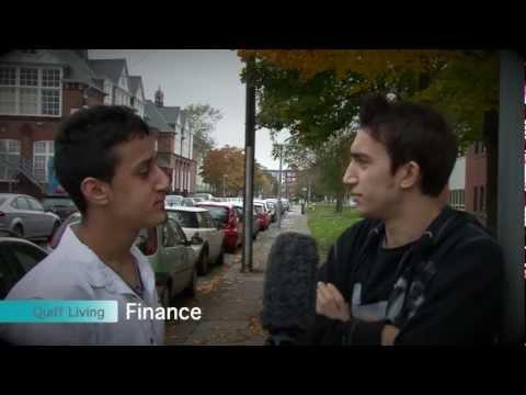 'Quiff Living Finance' (Video - Finance Advert Parody)