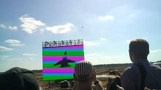 День ВКС 2017 Парк Патриот
