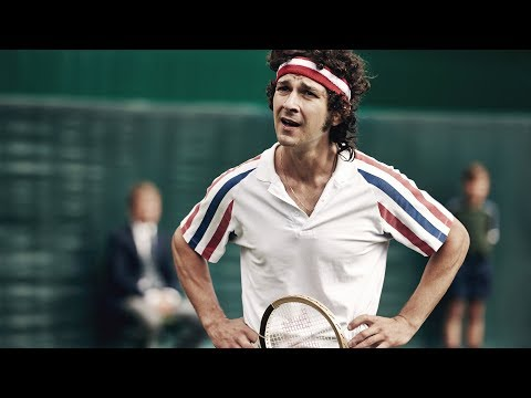 "Borg vs McEnroe clip - ""You cannot be serious"""