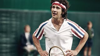 """Borg vs McEnroe clip - """"You cannot be serious"""""""