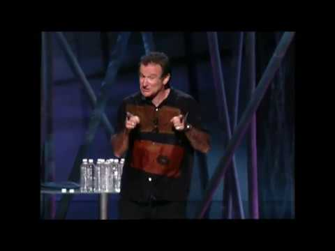 Introducing Robin Williams: Comic Genius