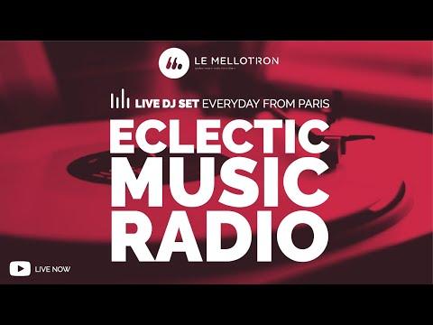Le Mellotron 24/7 • Global music radio from Paris | Jazz, Soul, Funk, Electro, Hip-Hop & live DJ Set