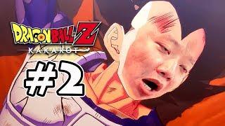Dragon Ball Z: KAKAROT #2: ĐÁNH BẠI VEGETA HAY HO, LÊN NAMEK TÌM RỒNG THẦN !!!