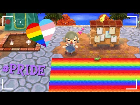 GAY-CNL 🏳️‍🌈   LGBT+ Dream Towns - AC:NL Livestream!