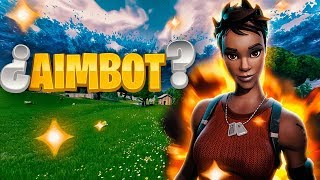 LOOKS LIKE I HAVE AIMBOT!! EPIC PARTY IN FORTNITE!