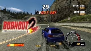 Dolphin Emulator 5 0-1850 | Burnout 2: Point of Impact [1080p HD] |  Nintendo GameCube by Free Emulator