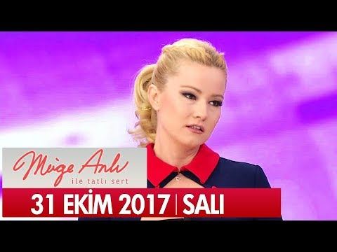 Müge Anlı ile Tatlı Sert 31 Ekim 2017 - Tek Parça