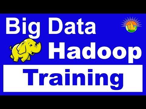 Big data and Hadoop tutorial for beginners | Bigdata training videos