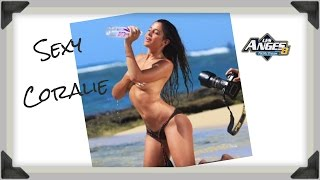 #LesAnges8: Découvrez les photos sexy du shooting de Coralie !