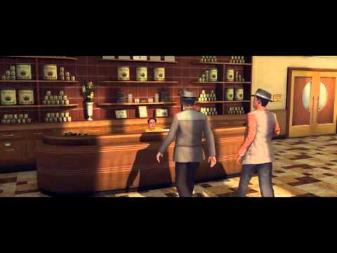 L.A. Noire Motion Capture Bloopers (from Depth Analysis)