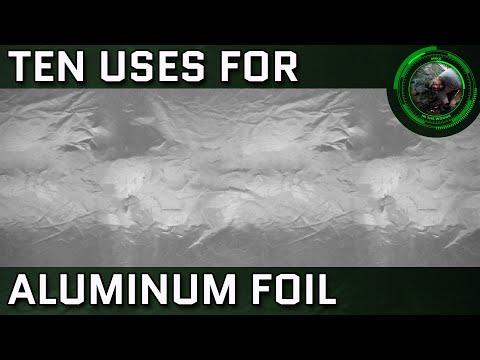 Top 10 Bushcraft & Survival Uses For Aluminum Foil: A Bug Out Bag & Backpacker's Best Bud