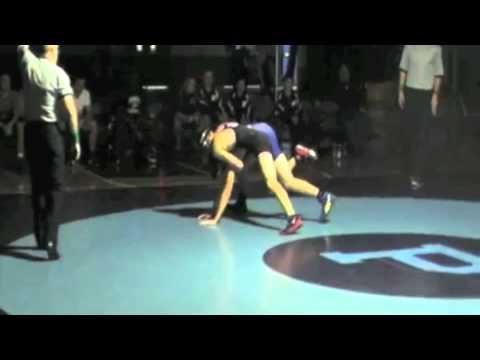 Wrestling Barrington High School team highlight