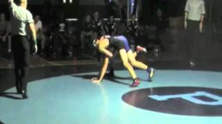 Wrestling Barrington High School team highlight