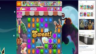 Candy Crush Level 1297  No Boosters  3 Stars
