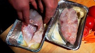 Рецепты приготовления крупного судака и сома Подводная охота