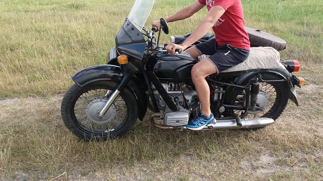 Стоит ли покупать мотоцикл Днепр? - YouTube
