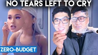 ARIANA GRANDE WITH ZERO BUDGET! (No Tears Left To Cry PARODY) Video