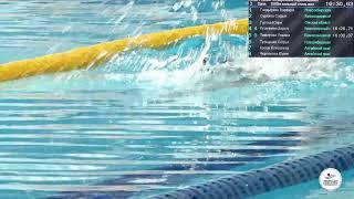 Кубок России по плаванию отборочные соревнования 12 марта 2020 года