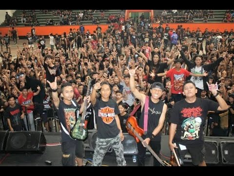 HajarAswad (BPDM) Live @ Tasikmalaya MetalFest Part1