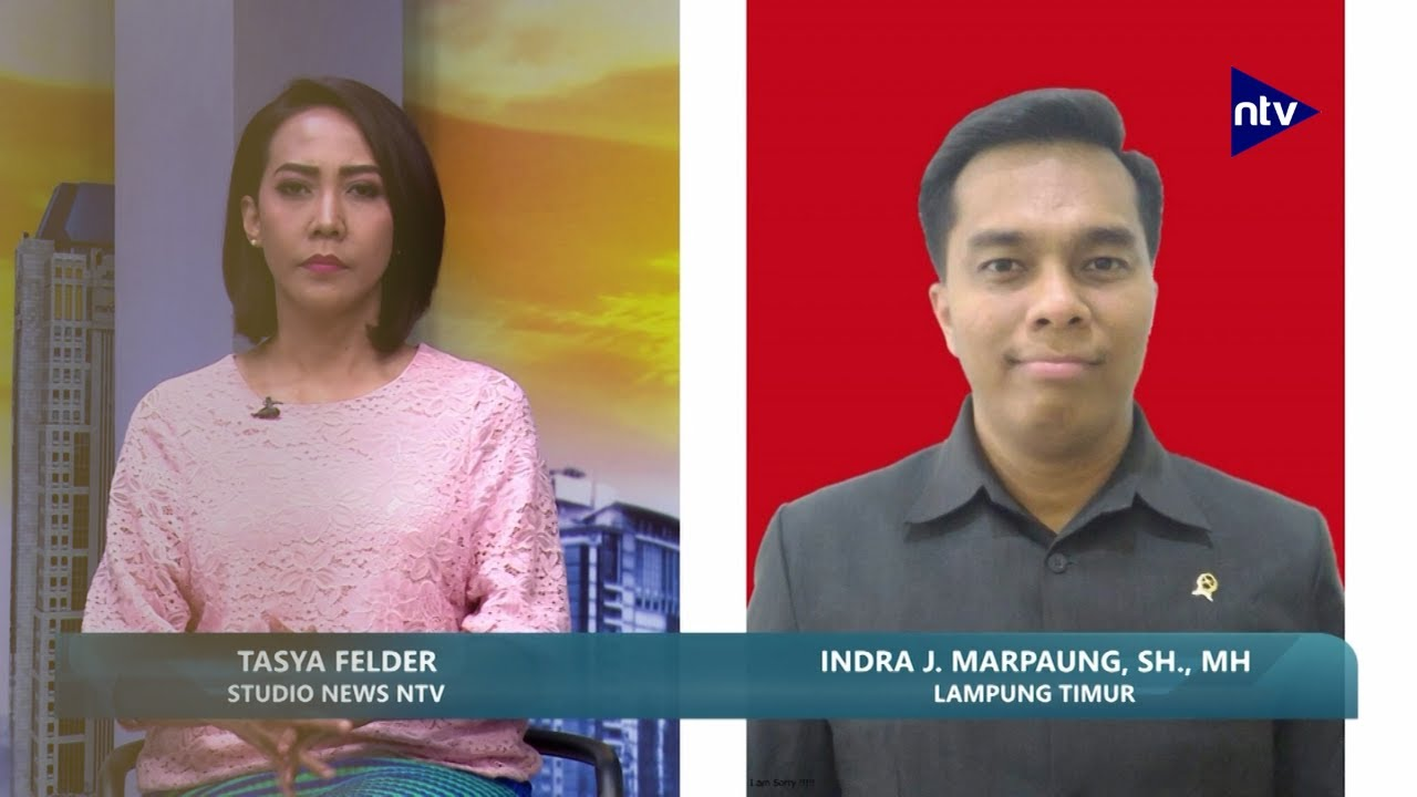Tok! Vonis Kebiri di PN Sukadana Lampung