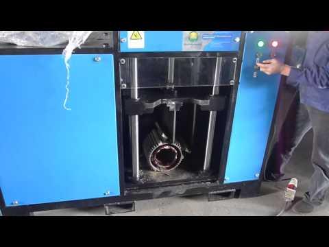 Electric motor recycling machine mw 808ii copper separa for Electric motor recycling machine