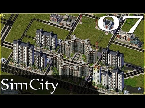 Let's Play SimCity 4 - Creating a Metropolis - 07 - Medium Wealth