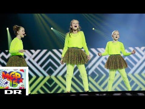 LadyBirdz - En dag (HD) | MGP 2015 | Ultra