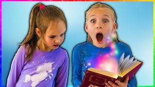 Compilation Tuesday with Magical book adventure, Amelia and Avelina adventure fun