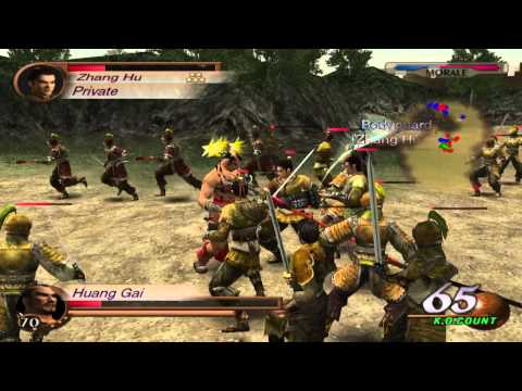 Dynasty Warriors 3 HD widescreen on the PCSX2 (part 1 of 2)