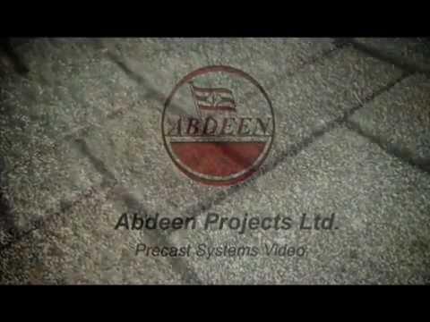 Abdeen Precast Concrete Systems - Modular Fencing