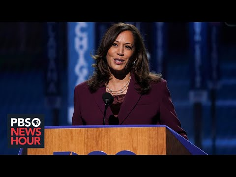 WATCH: Kamala Harris' full speech at the 2020 Democratic National Convention | 2020 DNC Night 3