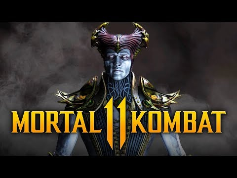 MORTAL KOMBAT 11 - Did Shinnok Just Get LEAKED?
