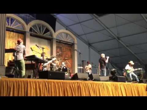 Southside Johnny at Jazz Fest 2017