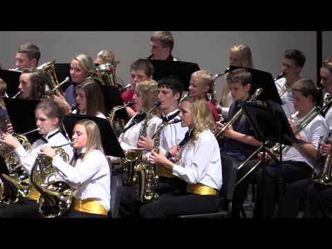 Conquest Combined bands concert
