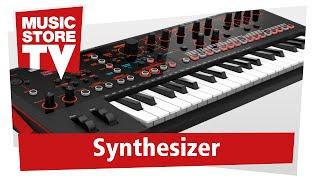 ROLAND JD-Xi Synthesizer Sound |Demo | Test (deutsch)