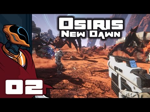 Let's Play Osiris: New Dawn Multiplayer - PC Gameplay Part 2 - Three Idiots Save The World
