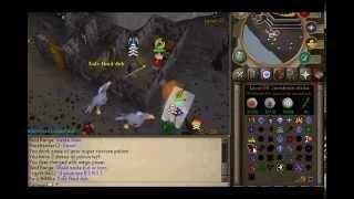 Runescape Colinee1 Pk Video 3 - PvP/BH - HYBRID/HIGH RISK/BIG SPECS - Dashkid101