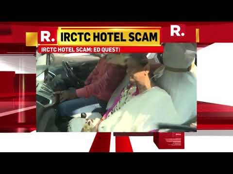 IRCTC Hotel Scam: ED questions Rabri Devi