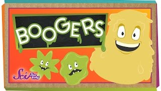 What are Boogers?
