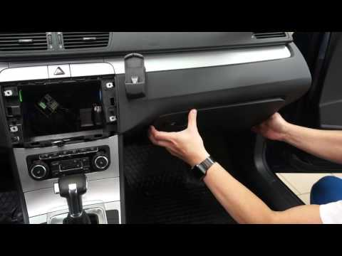Passat 3C Original radio - Installation of DMC (Bluetooth A2DP, USB and AUX)
