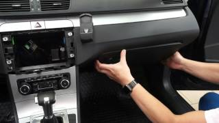 Passat 3C Originalradio - Installation av DMC (Bluetooth A2DP, USB & AUX)