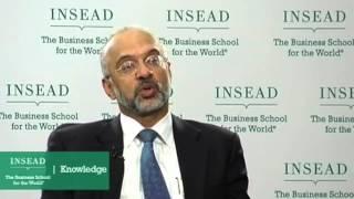 Piyush Gupta, CEO of DBS Bank, on building an Asian bank