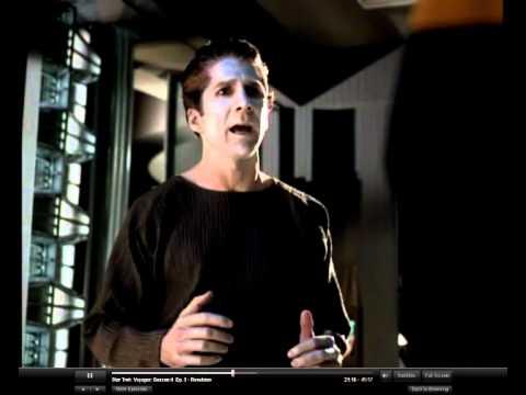 """Download Star Trek: Voyager - Fav scene from Season 4, Ep 5 """"Revulsion"""""""