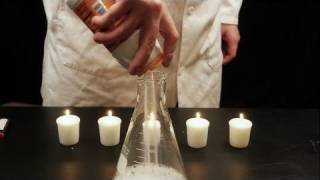 Scientific Tuesdays - Candles + Tricks = Candle Tricks