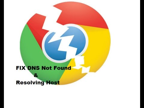 Fix - Site Can't be Reached: Server DNS Address Could not be Found 1