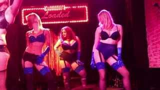 Ginger Lee Belle, Kira Mae Belle and Karneth Delorean Valentine