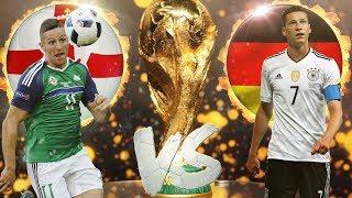WM 2018 Quali NORDIRLAND vs DEUTSCHLAND 1:3 Orakel