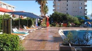 Обзор отеля Happy Beach | Наш отзыв | Бюджетный отель все включено | Турция Алания Конаклы 2019