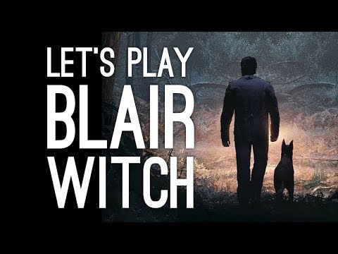 Blair Witch Gameplay: NOKIA SNAKE! WITCHES! - Let's Play Blair Witch Game on Xbox One