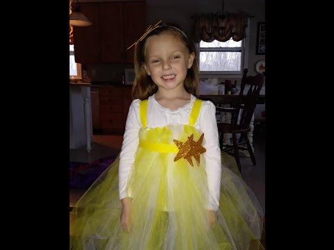 DIY Halloween Star Costume! Home Grown Love 03/13/17